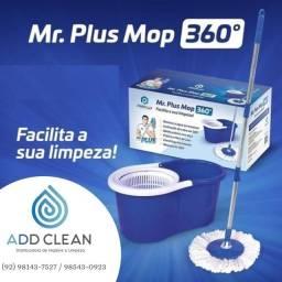 Título do anúncio: Mop PLUS fácilita na limpeza  diária