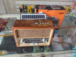 Título do anúncio: Rádio com painel solar