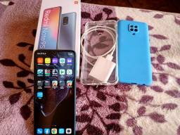 Título do anúncio: Redmi Note 9s Aurora BLUE 6/128