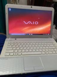 Notebook Sony vaio core i5 Intel 600gb 4 ram tudo ok