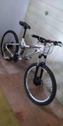 Título do anúncio: Vendo bike Mosso , peças Shimano altus, vale a pena conferir!!