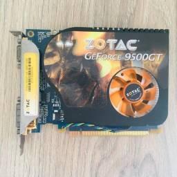 Placa De Video Geforce 9500gt Hdmi