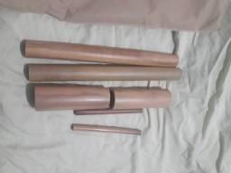 Título do anúncio: Kit bambu pra massagens