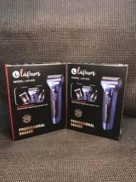 Título do anúncio: Maquina Barbeadora 3 In1 Com Aparador De Pelos Nariz E Ouvido Barbeador E Pezinho