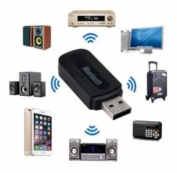 Bluetooth usb ou auxiliar p2