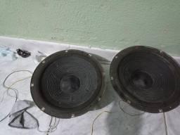 Vendo alto falante de 10 polegada 200 rms