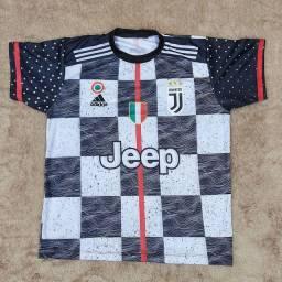 Camisetas Juventus vários modelos
