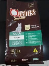 Ração Gato filhote Quatree Supreme