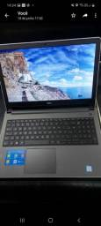 Notebook Dell i7