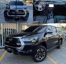 Título do anúncio: Toyota Hilux cd SRX - 2021