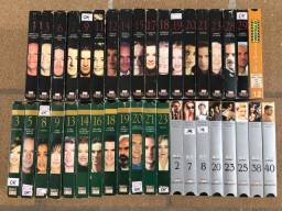Lote 38 Filmes Fita VHS Video Cassete