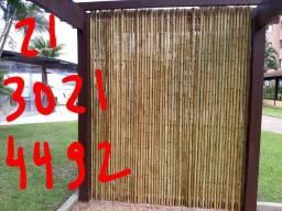 Tetos bambu em Macaé 2130214492 choupana palha