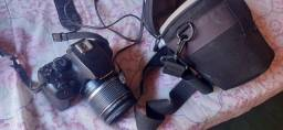 Título do anúncio: Camera semiprofissional canon