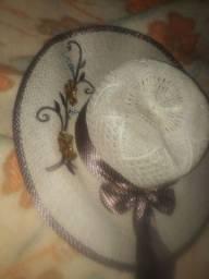 Chapéu nunca usado um charme
