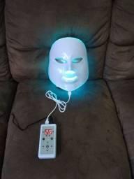 Título do anúncio: Máscara facial de Led 7 cores