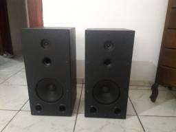 caixas acusticas 200 watts