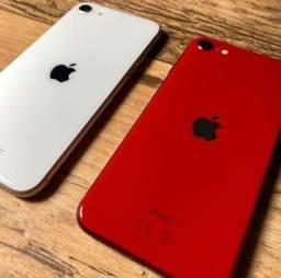 IPHONE SE 128GB - Novos Garantia Apple - Promoção