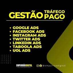 Título do anúncio: Google Ads, Facebook Ads, Instagram Ads - Gestor de Tráfego Pago - Landing Pages