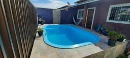 Título do anúncio: Casa frente a praia temporada mobiliada unamar Cabo Frio R$ 230.00 diária.