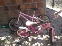 Bicicletas infantis menina
