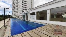 Apartamento no Fortune Residence Club com 3 dormitórios à venda, 65 m² por R$ 320.000 - Ca