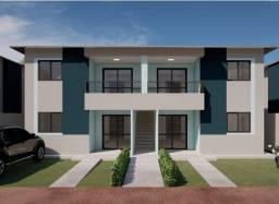 Título do anúncio: Casa de condomínio para venda com 46 metros quadrados com 2 quartos em Santos Dumont - Mac