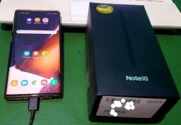 Samsung Galaxy Note 10 preto