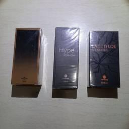 Perfumes Feelin, Hype ou Lattitude Stamina (referencia Ferrary Black) por 99,00 cada!