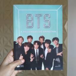 Título do anúncio: Vendo Livro BTS