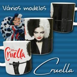 Canecas Personalizadas Cruella
