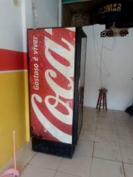 Freezer expositor coca cola