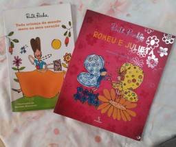 Livro infantil Romeu e Julieta + Toda criança do mundo mora no meu coração