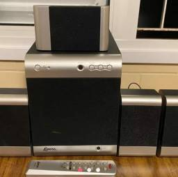 HOME THEATER LENOXX 5.1 R