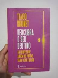 Título do anúncio: Descubra o seu destino - Tiago Brunet