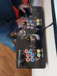 Fliperama COM a TV Monitor 6k Jogos