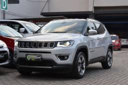 JEEP COMPASS LIMITED 2.0 4P AUTOMÁTICO FLEX 2018 50.000km