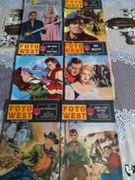 Título do anúncio: Revistas Antigas em Preto e Branco