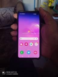 Título do anúncio: Samsung Galaxy S10 128 gigas 8 ram