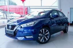 Título do anúncio: Nissan Versa Exclusive 1.6 (Flex) (Aut)