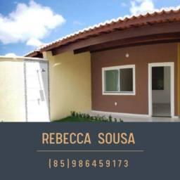 Sua casa própria te aguarda! Casa barata 88 m² em Pedras-Ce