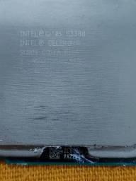 Processador dual core Intel celeron