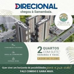 Apartamentos de 2 qts com sinal de 1.500 reais! *