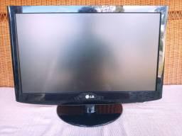 Monitor TV LG 22 polegadas HDMI.