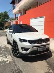 Título do anúncio: Jeep Compass Limited 2.0 16V 2019