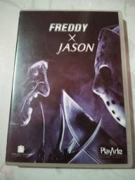 Dvd Terror-Freddy vs Jason-Original.