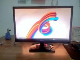 Título do anúncio: Monitor LG 22'' Full HD