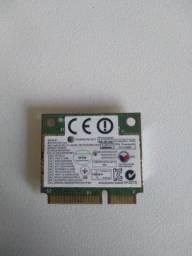 Placa de rede wireless (wi-fi + Bluetooth) Broadcom dhxb-81