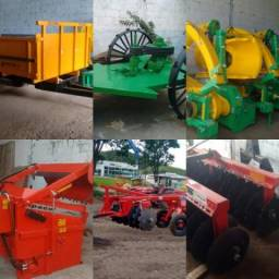 Implementos agrícolas / Tratores