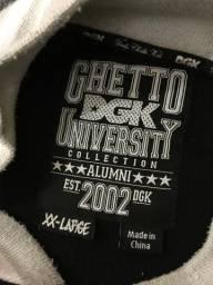 Blusa DGK university