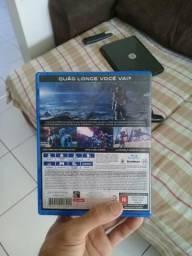 Troco jogo de PS4